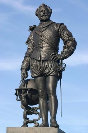 Sir Frances Drake